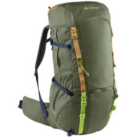 VAUDE Hidalgo 42+8 Backpack Kids, verde